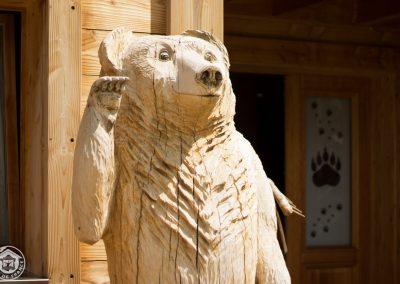 L'Ours vous accueille